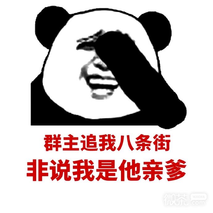 微信图片恶搞群主_恶搞微信群主表情包下载_恶搞群主表情包下载_微茶网