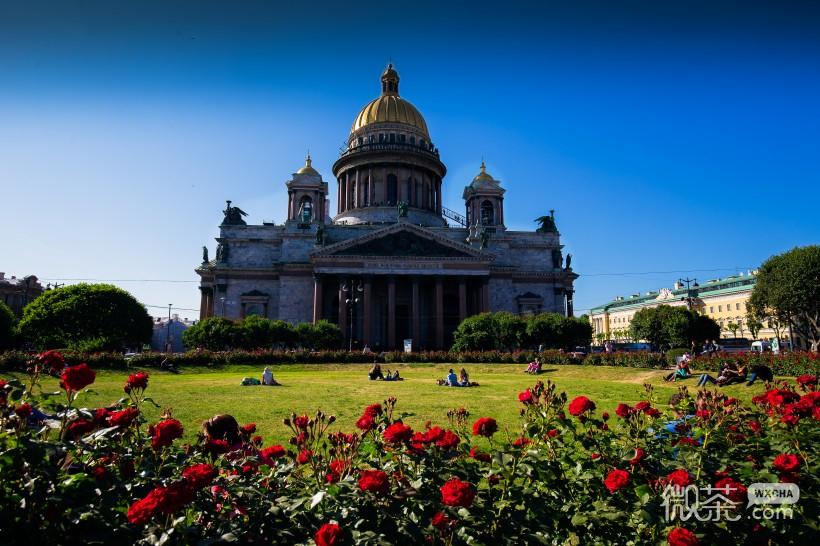 俄罗斯风景微信高清图片