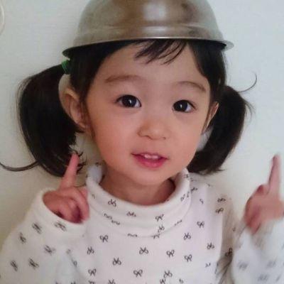 激萌可爱小女孩微信头像下载