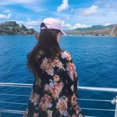 美丽动人海边美女微信头像合集下载