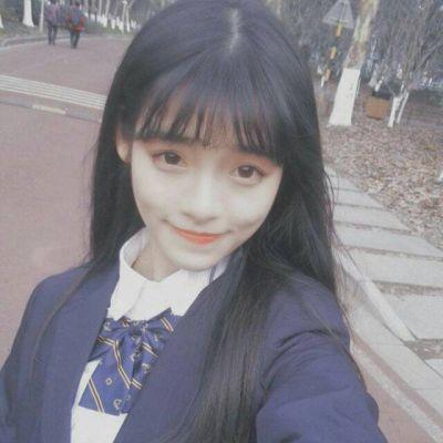 可爱迷人萌妹子系列微信头像下载_可爱小清新微信女生