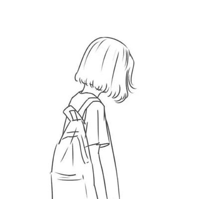 唯美动人微信手绘卡通头像下载 可爱卡通风格微信女生头像下载 微茶网