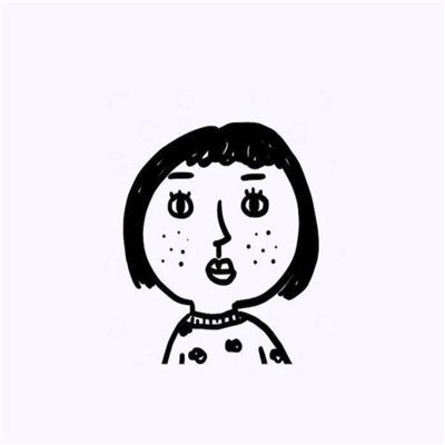 可爱萌萌哒卡通系列微信情侣头像下载