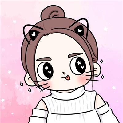2018最新可爱q版女生微信头像下载