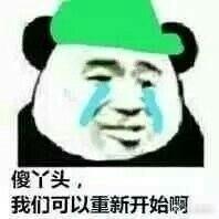 可爱爆笑微信绿帽熊猫头表情包合集下载