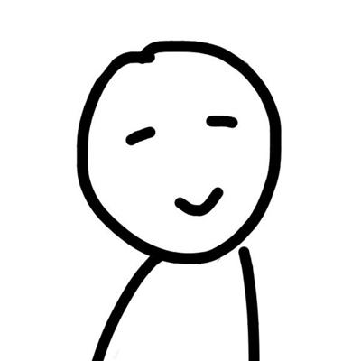 微信个性简笔画风格情侣头像合集下载