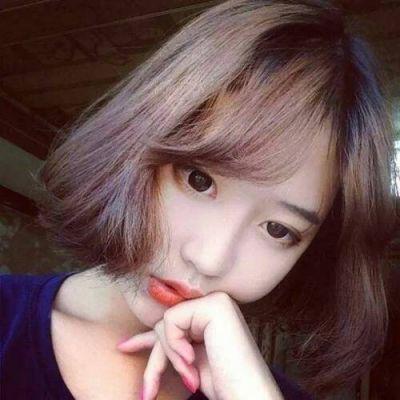 可爱萌萌哒的微信爱笑女孩头像合集下载