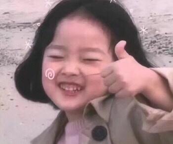 微信可爱萌娃系列带字表情包套图下载图片