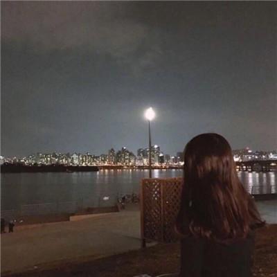 浪漫唯美风景主题微信情侣头像下载