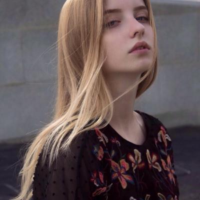 2018最新欧美性感风女生微信头像合集下载