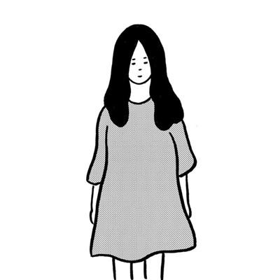 可爱简约微信卡通手绘版女生头像合集下载