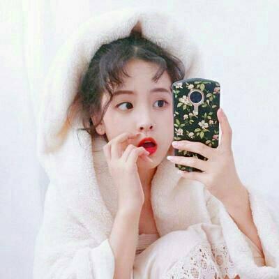 萌萌哒的微信个性闺蜜女生头像合集下载_可爱小清新_.