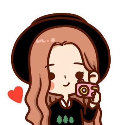 激萌可爱微信最新卡通情侣头像合集下载