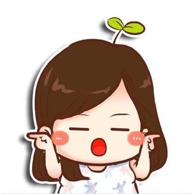 可爱萌萌哒的微信卡通风格情侣头像下载_微信最新萌系