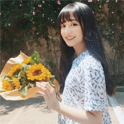 2018微信森系小清新美女头像合集下载