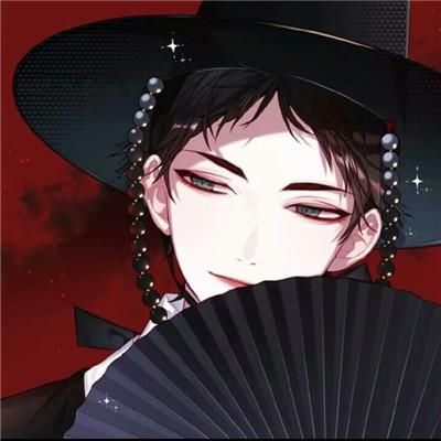 2018微信最新霸气冷艳卡通范情侣头像合集下载_可爱哒