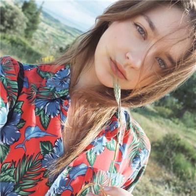 2018微信最新高冷女神范欧美女生头像下载_霸气高冷范