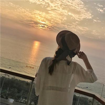 2018微信最新有有意境女生背影头像下载_可爱萌萌哒的