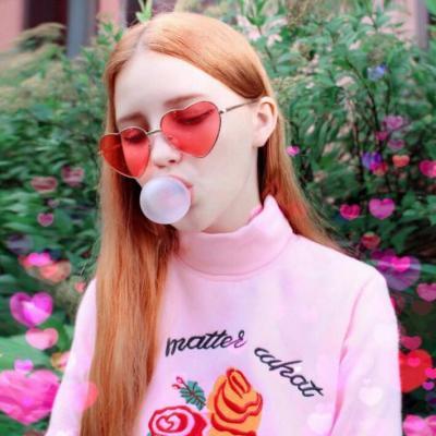 2018微信时尚欧美范女生头像合集下载