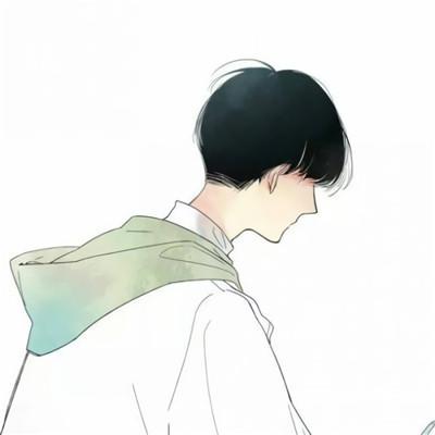 可爱萌萌哒微信帅气潮流男生卡通头像下载_激萌可爱_.