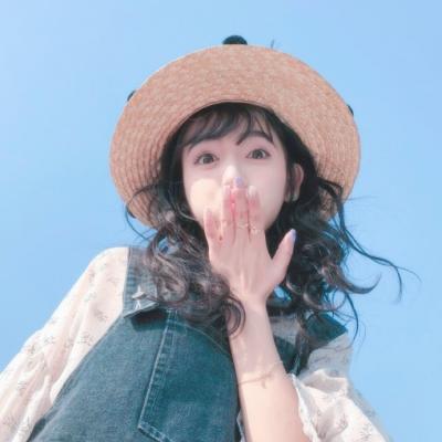 2018微信激萌可爱风萌妹子头像合集下载