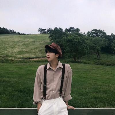 可爱萌萌哒的微信最新帅气男生头像套图下载_激萌可爱
