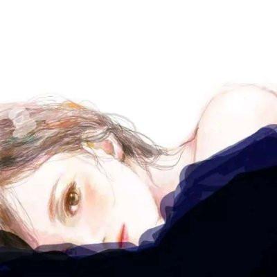 微信手绘头像女生简约气质 唠叨又温暖大概就是家人了