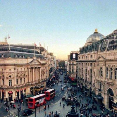微信伦敦风景头像
