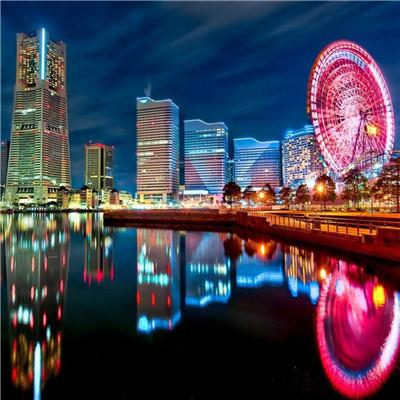 夜晚城市微信头像