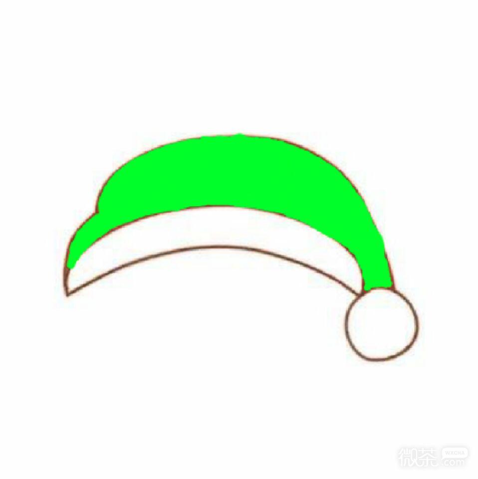 微信绿帽子微信表情包图片