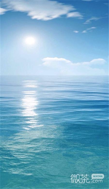 唯美浪漫海边手机壁纸