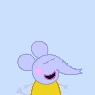 小猪佩奇动漫卡通人物头像