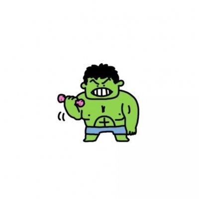 微信个性可爱卡通男女通用卡通头像
