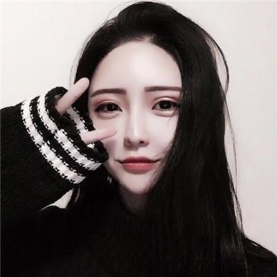 微信最火快手霸气御姐范女生头像