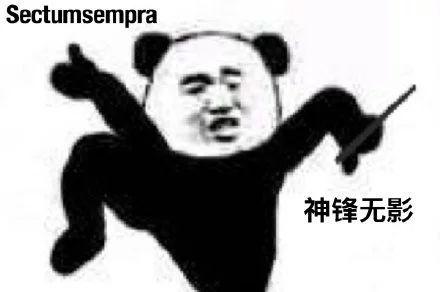 哈利波特咒语微信恶搞表情包图片