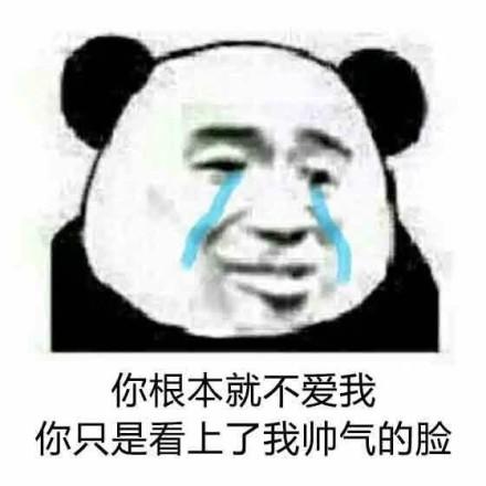 心态崩了微信熊猫头恶搞表情包图片