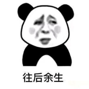 微信熊猫头情侣斗图表情包图片