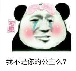 微信熊猫头怼人表情包