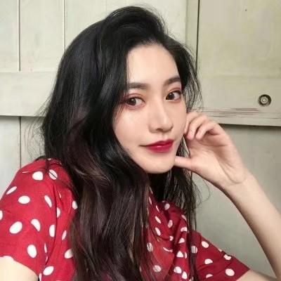 2019春节最新唯美小清新风格女生头像合集下载