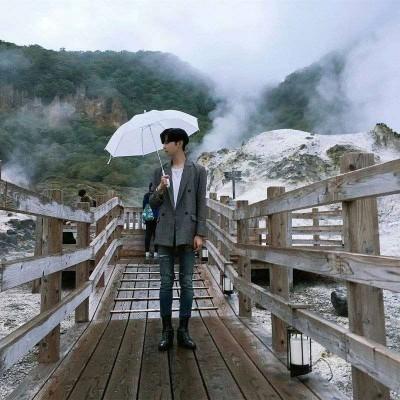 2019阳刚帅气的男生系列微信头像合集下载