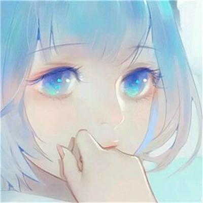 微信清新唯美梦幻二次元女生头像