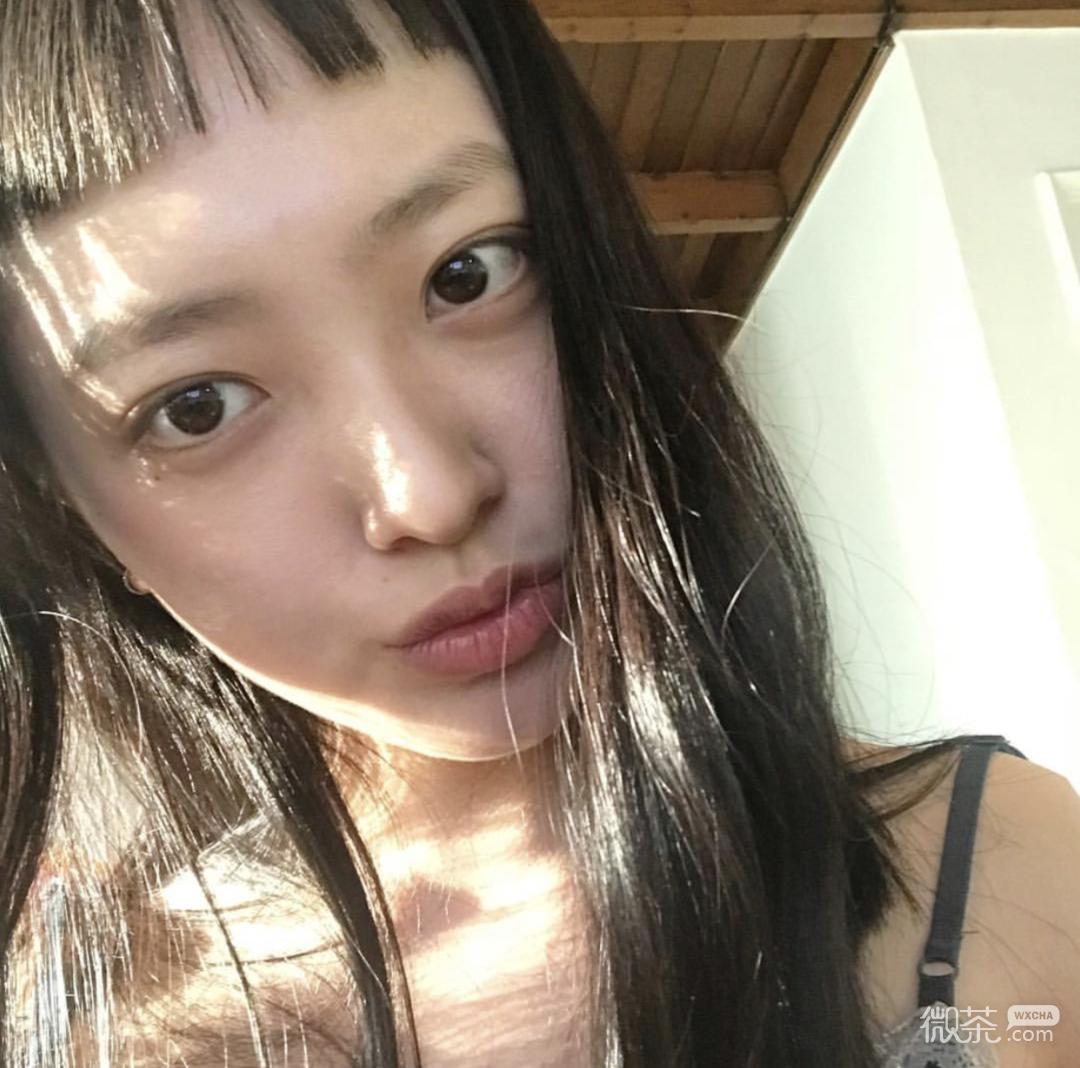 微信时尚阳光气质女生头像