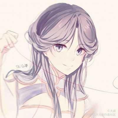 至尊宝紫霞仙子系列微信唯美情侣头像