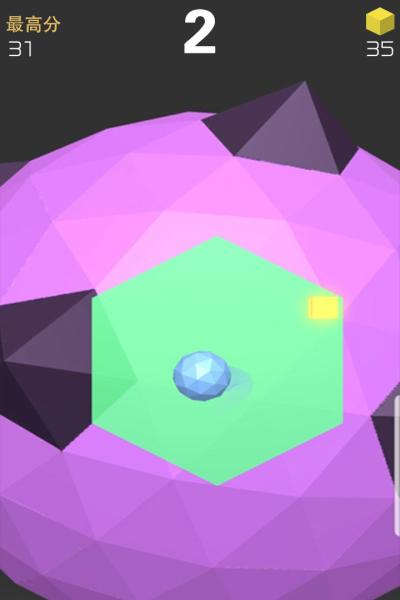 球球六邊形3D九游版